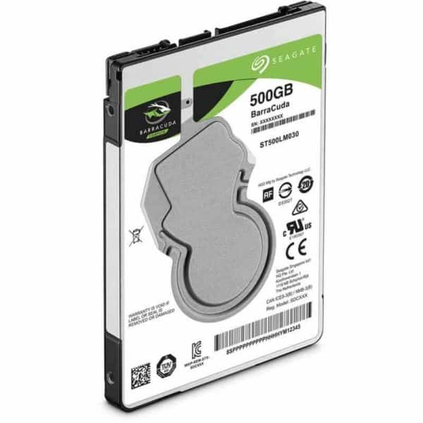 Disco Duro Seagate 500GB Laptop Thin B