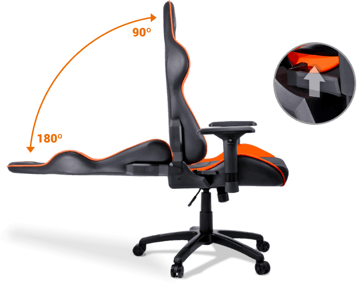 SILLA GAMER HAVIT HV-GV901 G