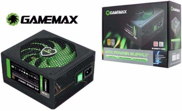 fFUENTE DE PODER GAMEMAX 800W C