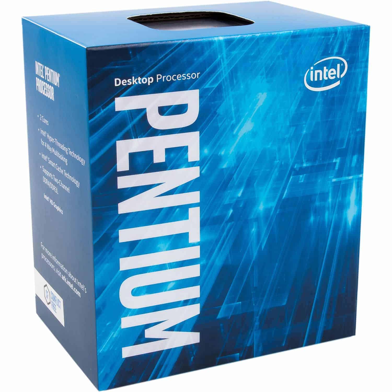 Procesador Intel Pentium G4560 3.5Ghz 4 Hilos A