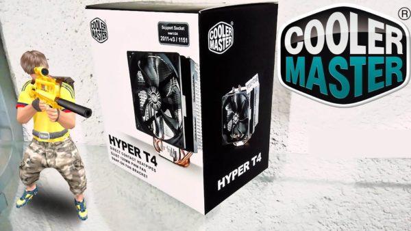 Cooler Master Hyper T4 C