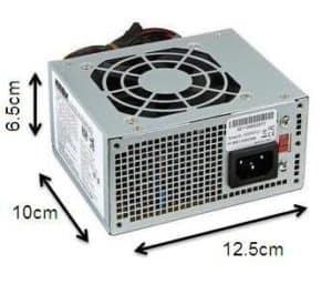 Fuente De Poder Micro Atx Quasad 650W A
