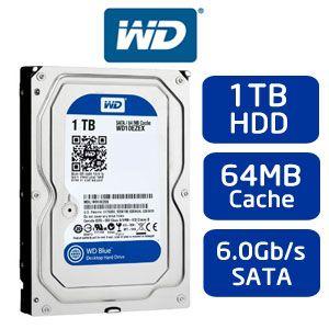 DISCO DURO WD10EZEX BLUE 1TB PC B