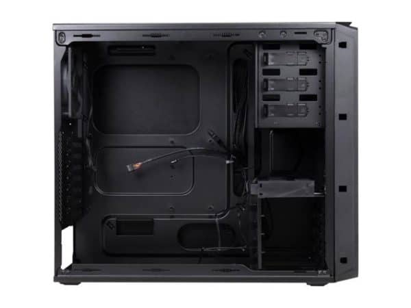 CASE CORSAIR GRAPHITE 230T ORANGE LED RED E