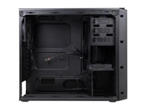 CASE CORSAIR GRAPHITE 230T BLACK LED RED E