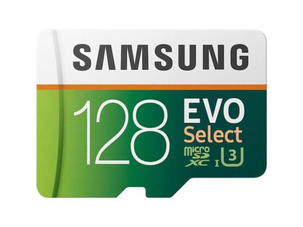 MEMORIA SAMSUNG EVO MICRO SDXC 128GB UHS 3 CLASS 10 D