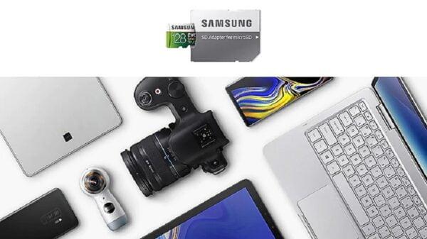 MEMORIA SAMSUNG EVO MICRO SDXC 128GB UHS 3 CLASS 10 E