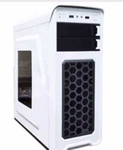 CASE GAMER ITTEK X3009 BLANCO 2 COOLERS LED D