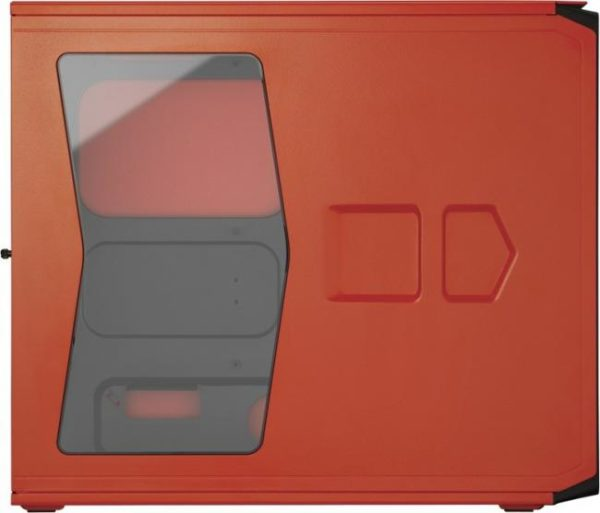 CASE CORSAIR GRAPHITE 230T ORANGE LED RED B