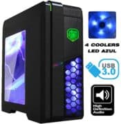CASE GAMEMAX G536 NEGRO ATX A