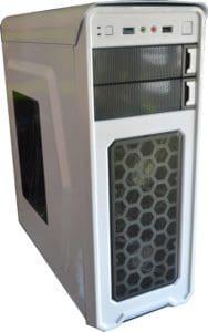 CASE GAMER ITTEK X3009 BLANCO 2 COOLERS LED A