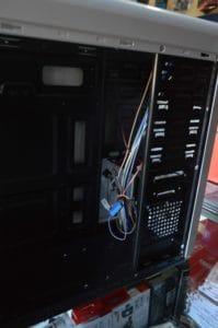 CASE GAMER ITTEK X3009 BLANCO 2 COOLERS LED E