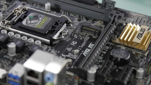 MOTHERBOARD ASUS H110M-A M.2 G