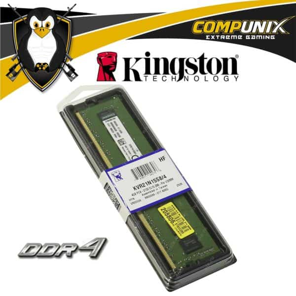 MEMORIA RAM KINGSTON DDR4 4GB 2133MHZ