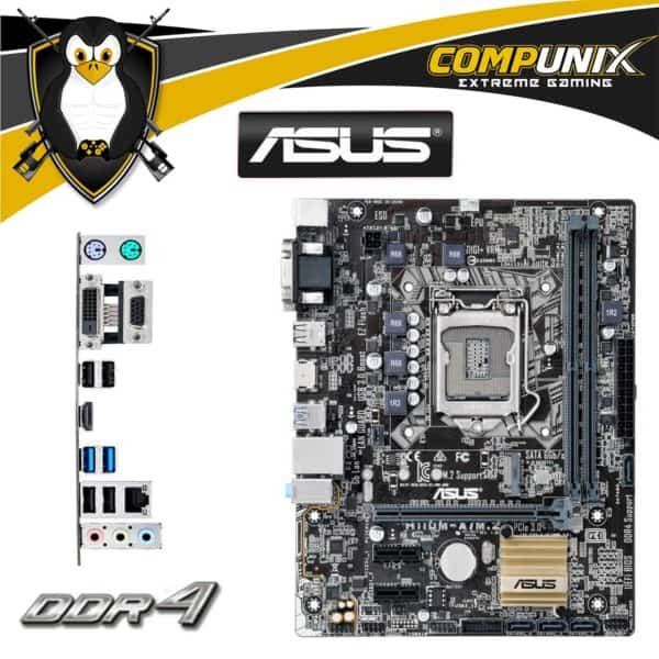 MOTHERBOARD ASUS H110M-A M.2