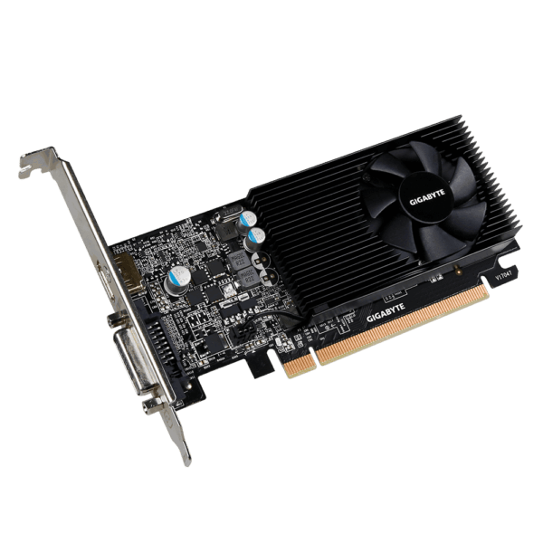 VIDEO GIGABYTE LOW PROFILE GT1030 2GB D