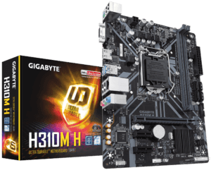 MOTHERBOARD GIGABYTE H310M-H DDR4 A