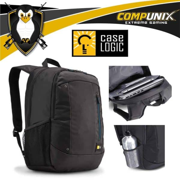 MOCHILA CASE LOGIC JAUNT LAPTOP 15.6