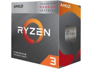 PROCESADOR APU AMD RYZEN 3 3200G 4.0GHZ B