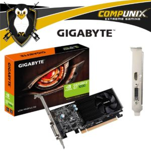 VIDEO GIGABYTE LOW PROFILE GT1030 2GB