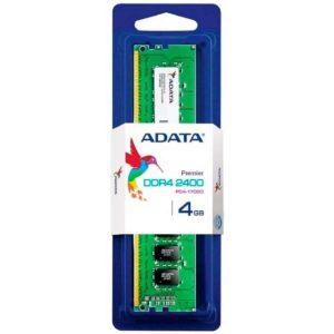 MEMORIA RAM ADATA DDR4 4GB 2400MHZ A