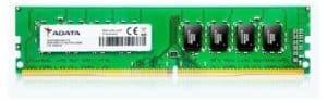 MEMORIA RAM ADATA DDR4 4GB 2400MHZ C