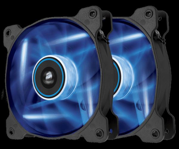 COOLER CORSAIR AF120 LED BLUE B