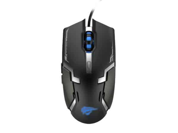 MOUSE GAMER HAVIT HV-MS749 6 TECLAS LED 3200DPI C