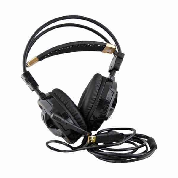 AUDIFONO CON MICROFONO GAMER HAVIT HV-H2163U 7.1 USB D
