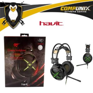 AUDIFONO CON MICROFONO GAMER HAVIT HV-H2163U 7.1 USB