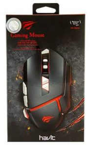 MOUSE GAMER HAVIT HV-MS793 7 TECLAS LED 3200DPI B