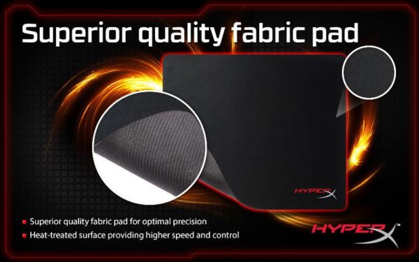 MOUSE PAD HYPERX FURY S PRO GAMING L F