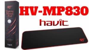 MOUSE PAD GAMER HAVIT MP830 E