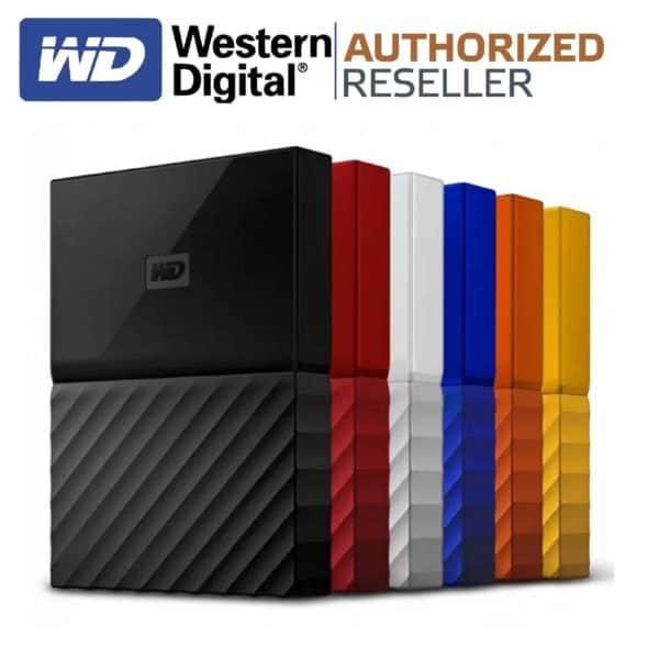 DISCO DURO EXTERNO WD MY PASSPORT 1TB USB 3.0 G
