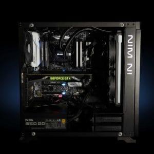CASE GAMER INWIN 805 TEMPERED GLASS BLACK H