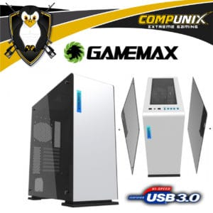 CASE GAMEMAX VEGA M909 BLANCO