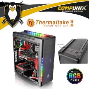 CASE GAMER THERMALTAKE VERSA C21 RGB