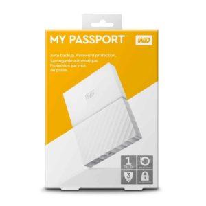 DISCO DURO EXTERNO WD MY PASSPORT 1TB USB 3.0 D