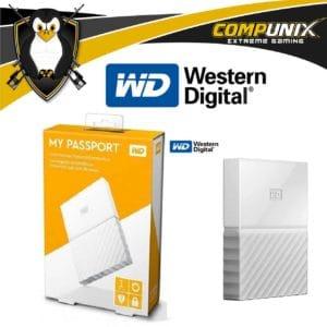 DISCO DURO EXTERNO WD MY PASSPORT 1TB USB 3.0