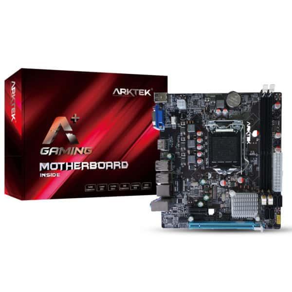 MOTHERBOARD ARKTEK AK-H61TM DDR3 A