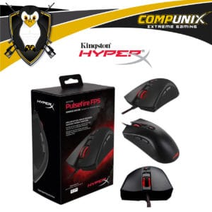 MOUSE GAMER HYPERX PULSEFIRE FPS