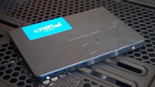 SSD CRUCIAL BX500 120GB D