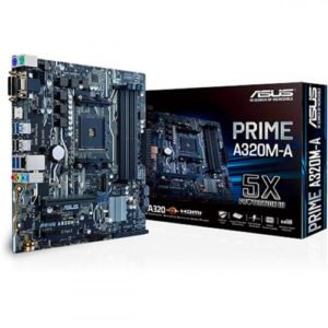 MOTHERBOARD ASUS PRIME A320MA AM4 A