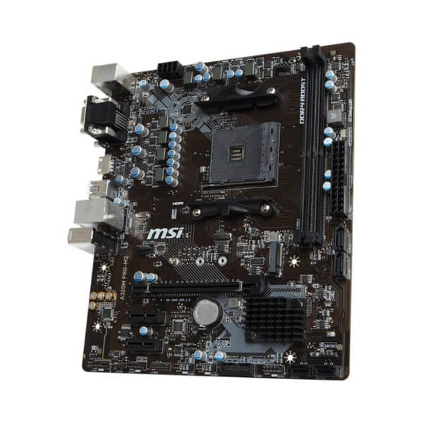 MOTHERBOARD MSI A320M PRO M.2 AM4 C
