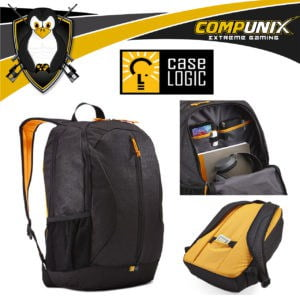MOCHILA CASE LOGIC IBIRA LAPTOP TABLET 15.6 PULGADAS