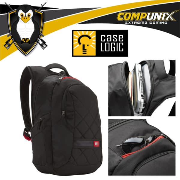 MOCHILA CASE LOGIC BACKPACK DLBP-116