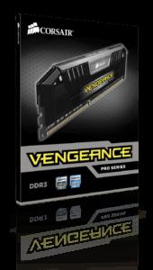 MEMORIA RAM CORSAIR VENGEANCE PRO DDR3 16GB 1600MHZ A
