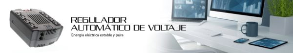 REGULADOR DE VOLTAJE FORZA FVR1211USB E
