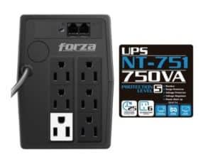 UPS FORZA NT-751 750VA D