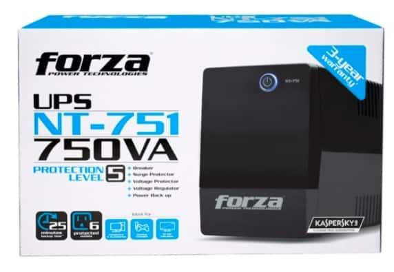 UPS FORZA NT-751 750VA A